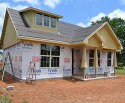 new home construction waco
