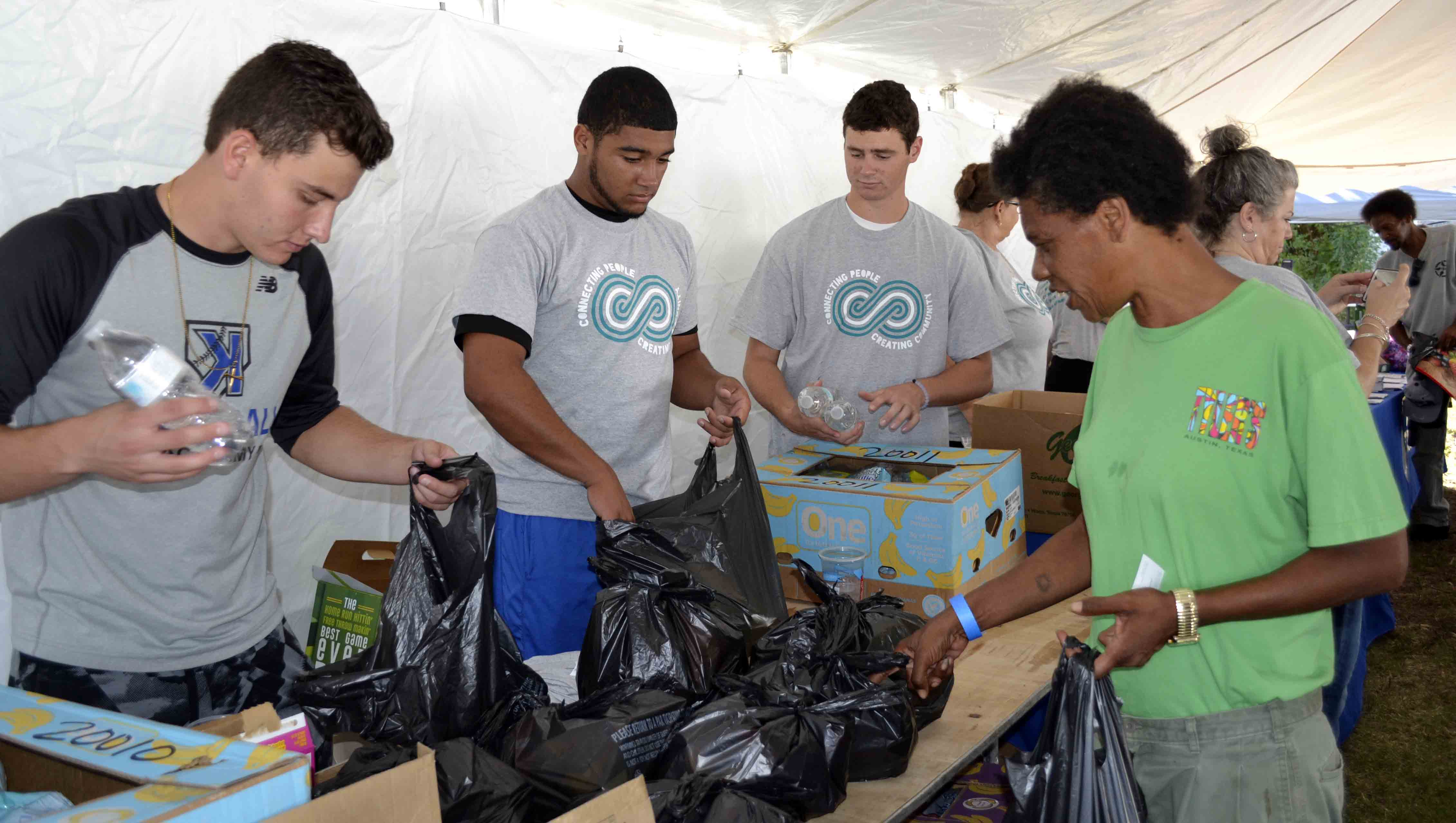 Project Homeless Connect: Nonprofits Partner to Offer ...